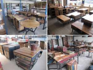 Industriele meubels belgie
